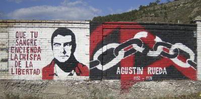 35 años del asesinato de Agustin Rueda Sierra en la carcel de carabanchel