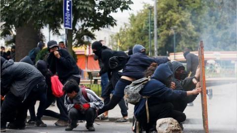 Chile bajo estado de emergencia