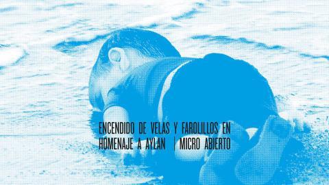 2 años de la muerte de Aylan.No más muertes en el mediterráneo
