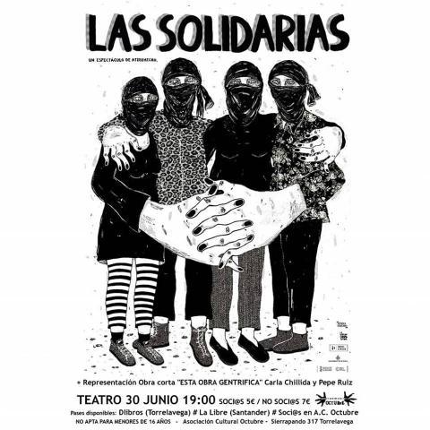 Las solidarias