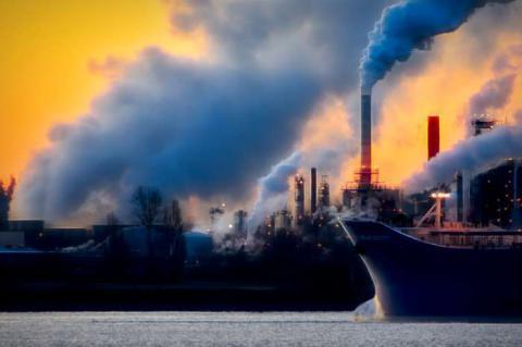 Comunicado anarquista contra la devastación climática