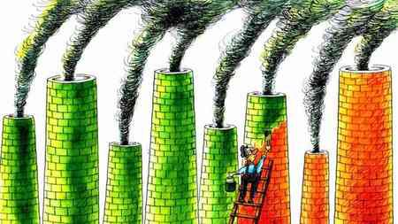 Capitalismo verde, la misma vuelta de tuerca