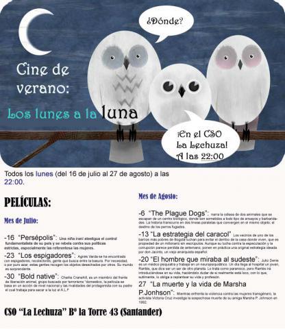 Persepolis -Los Lunes a la Luna-