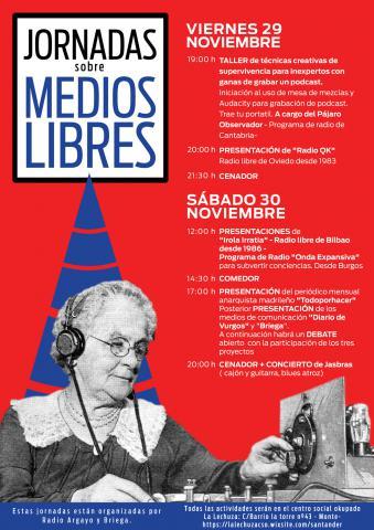jornadas sobre medios libres