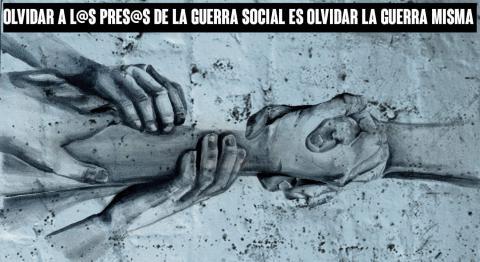 Experiencias y expresiones de solidaridad con lxs presxs de la Guerra Social