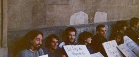 Oportunidades para la paz. El movimiento antimilitarista en Cantabria