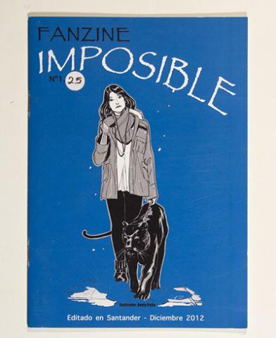 Entrevista a Lorena Fernández sobre el fanzine Imposible