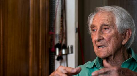 Entrevista a Octavio Alberola