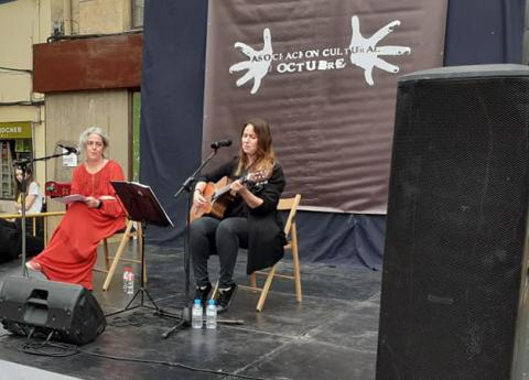 Comunicado de la «Asociación Cultural Octubre»