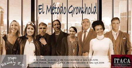 Teatro: «El Método Gromhold»