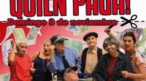 Obra de Teatro solidario con el Comité antirrepresivo de Besaya