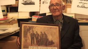Fallece Manuel de Cos Borbolla a los 97 años.  Sobrevivió a una condena a muerte, ayudó a los guerrilleros en la resistencia y documentó la vida bajo la dictadura