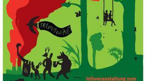 [Alemania] Ante una nueva temporada de tala, llamada en defensa del bosque de Hambach