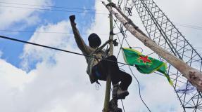 ¡Solidaridad con Rojava!