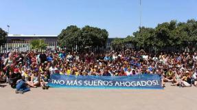 La guerra encubierta en Melilla. Caravana Frontera Sur