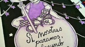 Manifiesto 8M Hacia la huelga feminista