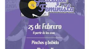 Presentación huelga feminista 8M + Guateque feminista