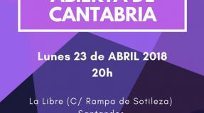 Asamblea feminista abierta de Cantabria