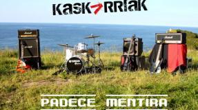 KaSKaRRiaK presenta nuevo disco: «Padece Mentira»