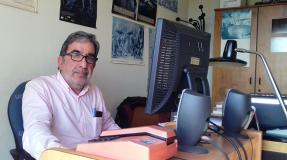 Entrevista a Ángel Armendariz, responsable del mapa de las fosas comunes de Cantabria