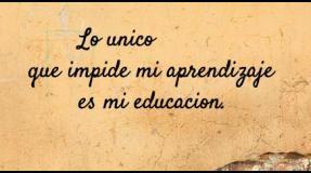 Vicente Gutiérrez: «El mito de la escuela nos domestica y prepara para ser consumidores pasivos y trabajadores flexibles»