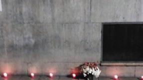 La policía nacional reprime un acto de las Asambleas Abiertas Feministas de Cantabria