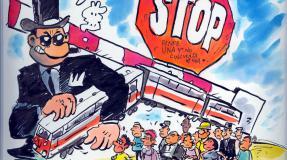 El sindicato ferroviario CGT Servicios a Bordo vuelve a convocar una HUELGA de cinco días del 11 al 15 de agosto