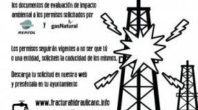 Se inicia una campaña para solicitar la caducidad de los permisos de fracking en Cantabria