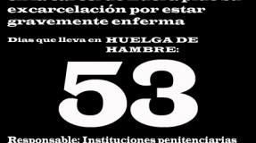 Arranca una nueva huelga de hambre colectiva en las cárceles del estado español