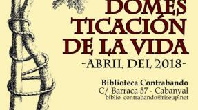 Invitación al debate sobre Domesticación de la vida