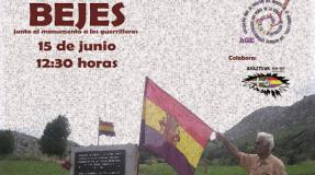 Homenaje a la brigada Machado y la guerrilla antifascista