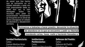 Sigue la campaña en apoyo a Carmen Badía