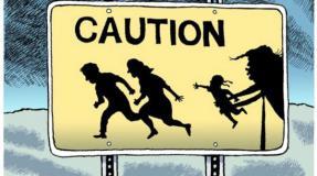 El Gobierno de Trump encierra a los hijos de inmigrantes sin papeles en jaulas para presionar a sus padres