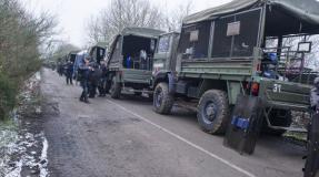 Noticias desde la zad de NDDL: tres semanas de presencia y acoso policial en la D281