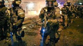 ¿Esta noche en Hamburgo también perdió la policía? ¿Por qué no pueden mantener el control?