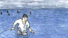Entrevista a Fernando Balius, autor de la novela gráfica Desmesura, en la que relata en primera persona la experiencia propia de convivir con el sufrimiento psíquico y en particular con la escucha de voces