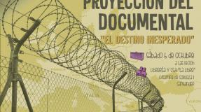 """Proyección del documental: """"El destino inesperado"""" con la presencia de algunxs protagonistas"""