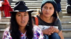 Entrevista a Adriana Guzmán: «No se acaba por ley con el racismo y en Bolivia ha habido un golpe racista y fascista»