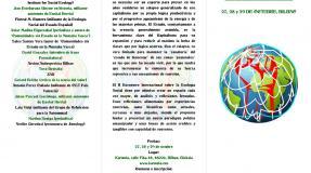 II Encuentro Internacional sobre la Ecología Social