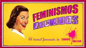 Feminismos reunidos, tarde de juego