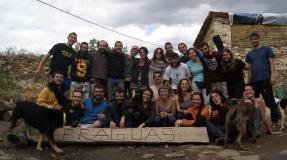 Entrevista al colectivo Fraguas «Preparando la resistencia; aquí no se rinde nadie!»