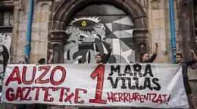 Desalojo, reokupación y renuncia del gobierno navarro a volver a desalojar el gaztetxe Maravillas
