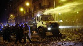 La verdadera Barcelona en llamas