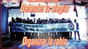 Madrid acoge el primer congreso de la Federación Estudiantil Libertaria