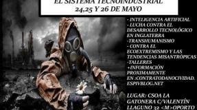 III Encuentro anarquista contra el sistema tecnoindustrial y su mundo