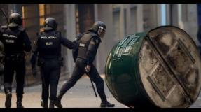 """Decretan prisión preventiva """"por terrorismo"""" para los tres detenidos del sábado en Iruñea"""