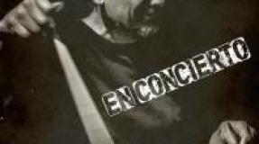 Concierto de Laurent Paris, percusionista, baterista, improvisador y artista visual