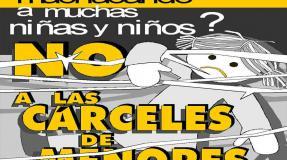 """Manifiesto de apoyo para la denuncia del centro de menores """"Tierras de Oria""""."""
