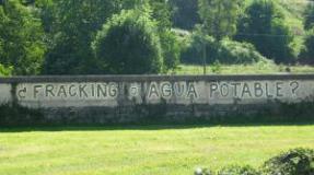 Cantabria quiere celebrar el fin del fracking