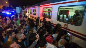 El no al muro de Murcia llega a Madrid arropado por el movimiento vecinal